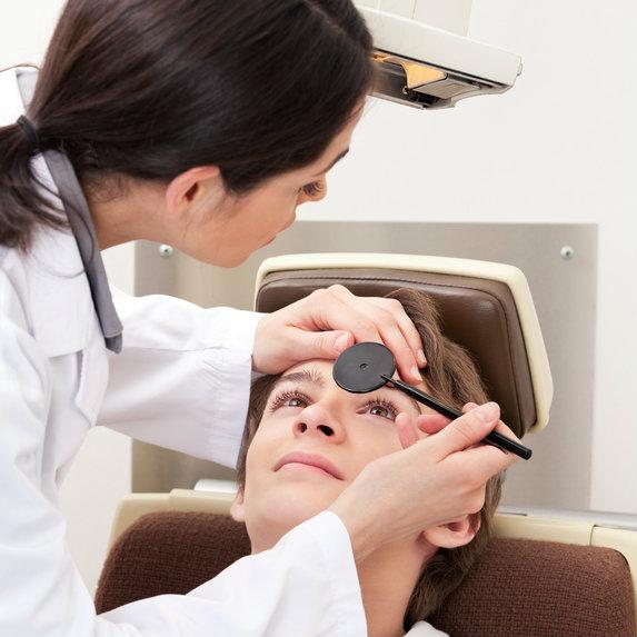 avaliação periódica da saúde ocular na oftalmologia