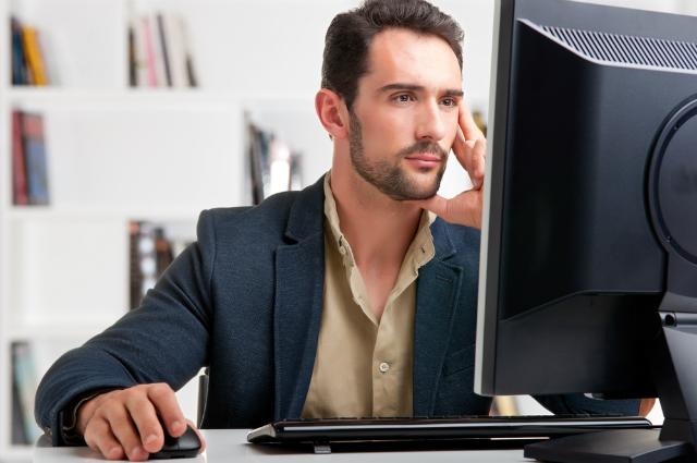 como cuidar dos seus olhos ao usar o computador