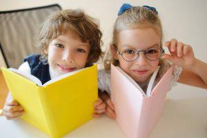 problemas oculares em crianças