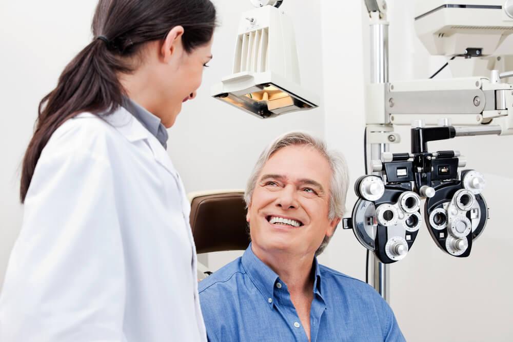 cinco fatores que influenciam o aparecimento da catarata ocular