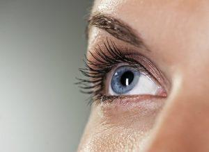 ultrassom dos olhos ou ocular