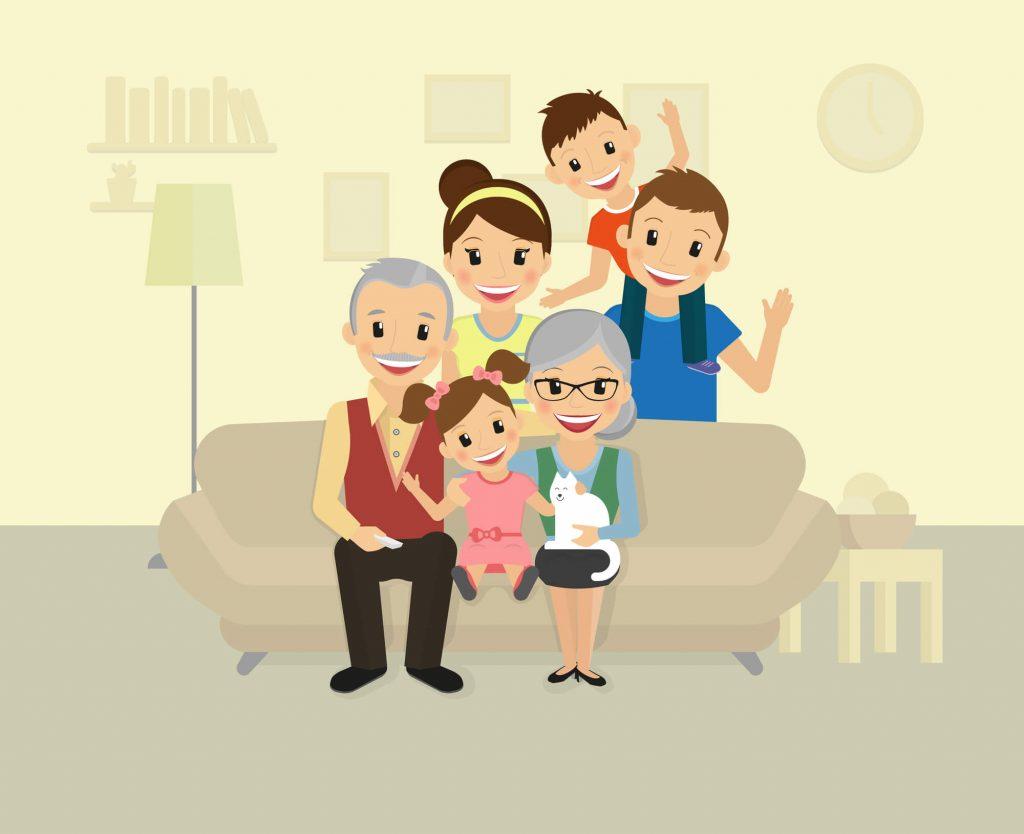 cuidando do seu pai idosos