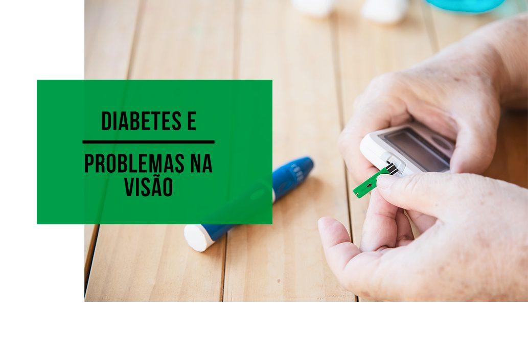 diabetes e oftalmologia