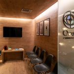 Sala de Espera do Centro Cirúrgico da Clinica de Oftalmologia Integrada no Rio de Janeiro